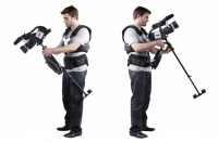 Wondlan Leopard III Steadycam Vest with Magic Carbon Stabilizer
