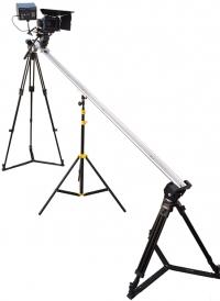 6' Linear Camera Slider  с комплектом штативов