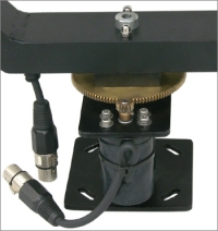 PROAIM GOLD PAN TILT HEAD + 12V Joystick Control Box