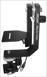 Proaim SR Pan Tilt Head with 12V Joystick Control