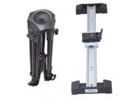 2' Linear Camera Slider с площадкой и штативом с головой на 75 мм