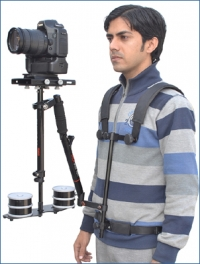 Body DSLR Vest Support