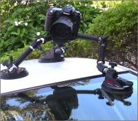 Автогрип G-51 Camtree Gripper для DSLR, DV, HDV камер