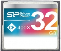 Карта памяти Silicon Power Compact Flash 32 GB 400x