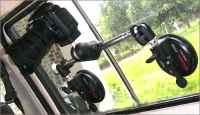 Автогрип CAMTREE G-2BH gripper Car Mount Glue suction Mount