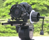 RFV2-39 PROAIM Follow Focus V2 With Rod Support