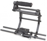 "PROAIM 9"" Cage With Skater dolly for DSLR"