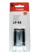Аккумулятор Canon LP-E6 оригинал