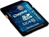 Карта памяти Kingston SDHC 32 GB G2 Class 10