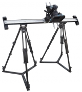 4' Linear Camera Slider  и 2 штатива