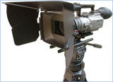 Proaim MB-700 Jumbo Matte Box + Universal Rod Support