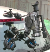 Автогрип G-91 Car Window Suction Camera Mount для DSLR, DV, HDV камер